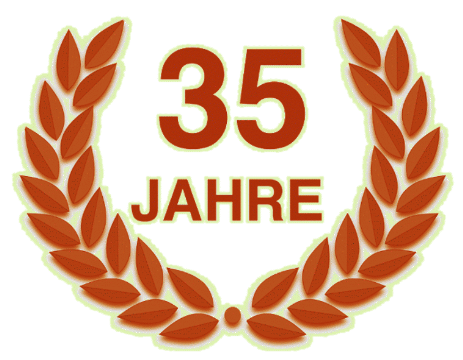 35 Jahre